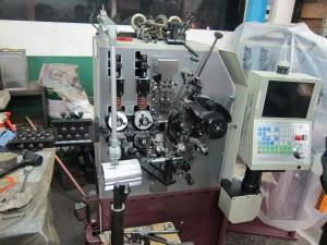 KHM 5 Axes CNC Compression Spring Machine
