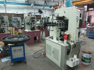 KHM Compression Spring Machine